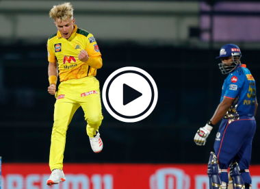 Watch: Sam Curran nails perfect yorker in perfect over at perfect time