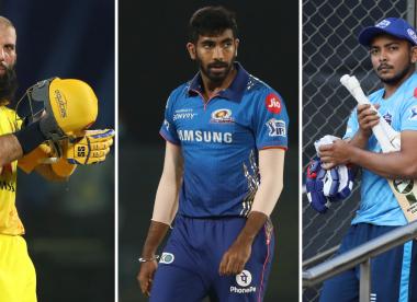 Wisden's IPL 2021 team of the tournament so far