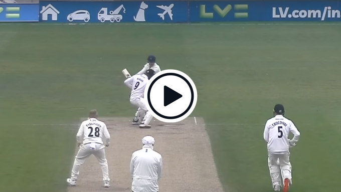Watch: Weeks on from his ball-of-the-century contender, Matt Parkinson rips it again