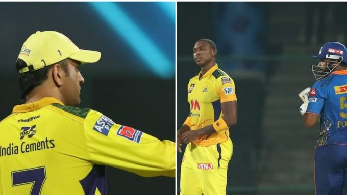 The bizarre field placing that arguably cost CSK in last-ball thriller