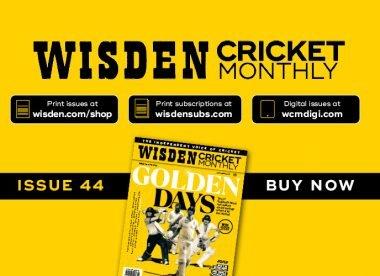 Wisden Cricket Monthly issue 44: Golden Days – Ten Batting Masterpieces