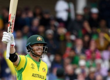 Quiz! Name the Australia players with the highest average in men's ODIs since 2010