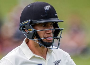 The eye problem that prevented Ross Taylor from reading swing 'for two or three years'