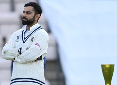Best of three? Kohli accused of sour grapes for suggested change to WTC final format