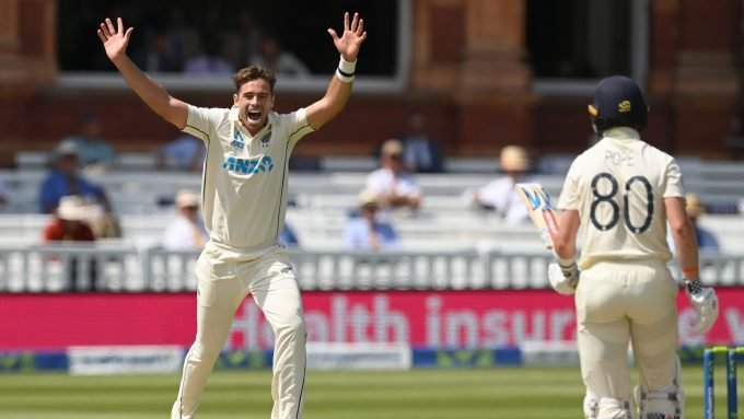 Doull: Pope should be sanctioned for claiming he hit first-innings lbw