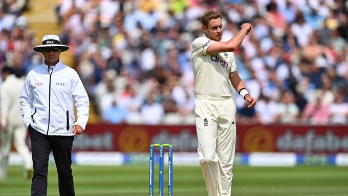Is Stuart Broad at risk of a ban after his reaction to Devon Conway decision?