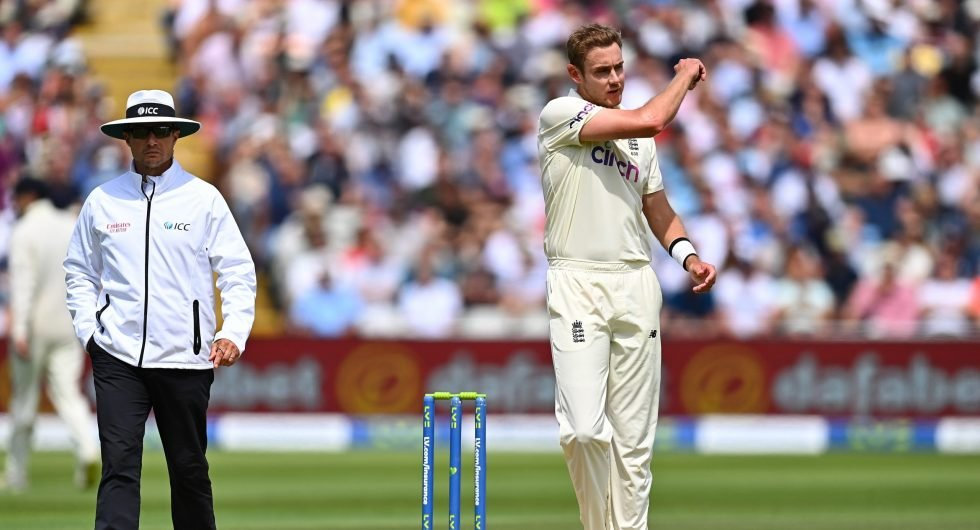 Is Stuart Broad At Risk Of A Ban After Reaction To Devon Conway Decision?