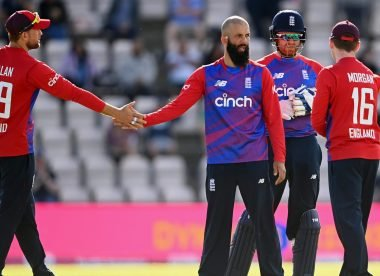 Marks out of 10: Player ratings for England in the Sri Lanka T20Is