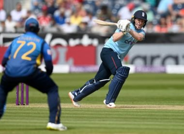 How concerning is Eoin Morgan's loss of form?