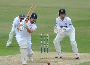Club v country: When England played Essex ahead of the 2013 Ashes