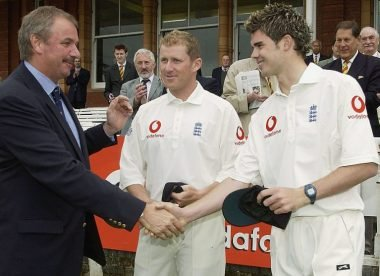 Quiz! Name every England seamer to debut in men's Tests this century