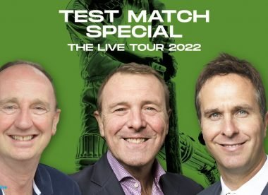 Test Match Special to go on tour in 2022