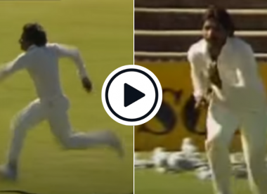 Watch: Javed Miandad imitates Bob Willis, Dennis Lillee's bowling actions in Test