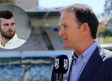 Mark Waugh: Quite frankly, I don't know how Dom Sibley got to Test level