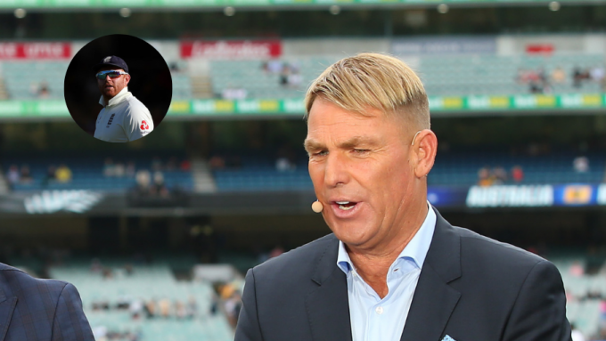 Shane Warne questions Jonny Bairstow's absence from England's Test side