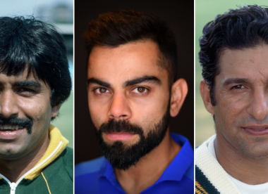 The all-time India-Pakistan ODI XI, based on the ICC rankings