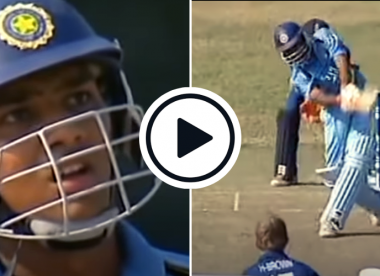 Watch: Rohit Sharma shows early glimpse of class at the 2006 U19 World Cup