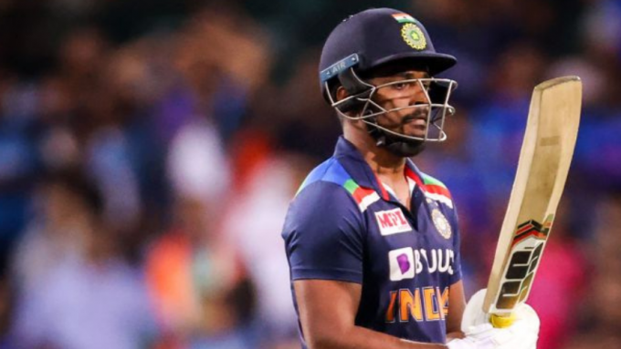 The Sanju Samson hype train needs to stay in the station until the T20 World Cup