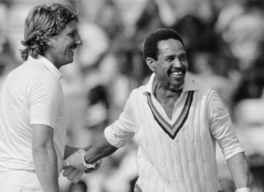 Quiz! Name every Test all-rounder with a higher batting average than bowling average