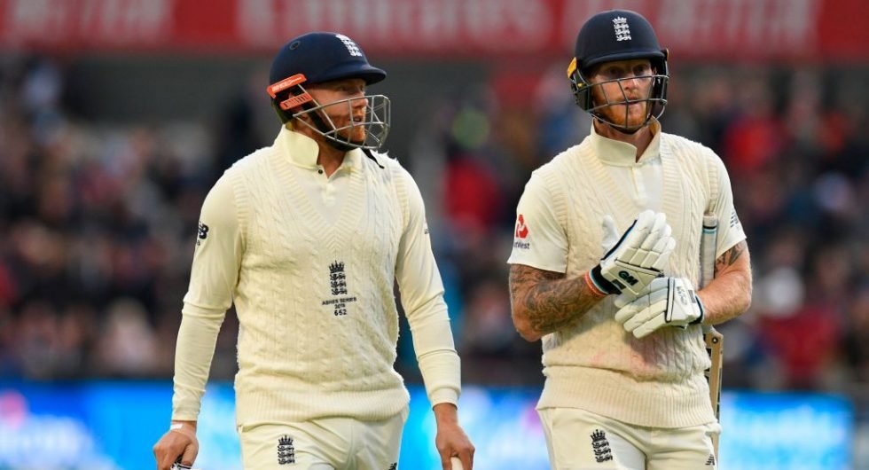 England Test squad for India series