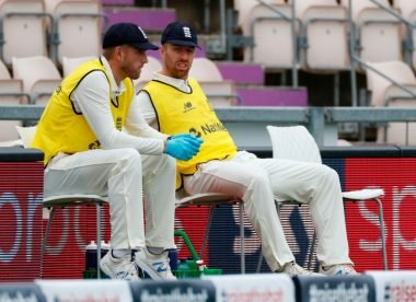 'I won't pretend I found it easy' – Jack Leach on life in the bubble