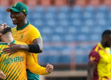 Marks out of 10: Player ratings for South Africa in the West Indies T20Is