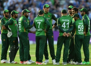 Marks out of 10: Player ratings for Pakistan in the England ODI series