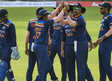 Marks out of 10: Player ratings for India in the Sri Lanka ODI series