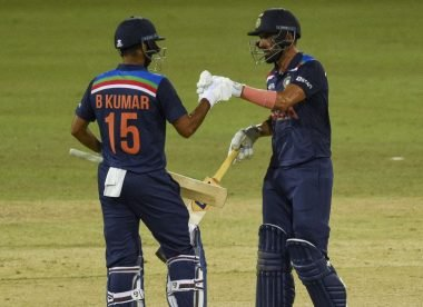 Quiz! Every Indian with a fifty from No.8 or lower in ODIs