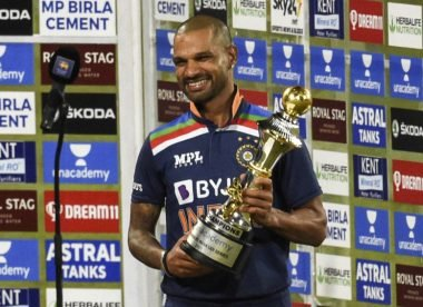 Wisden's Sri Lanka-India combined ODI XI