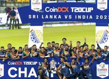 Wisden's Sri Lanka v India team of the T20I series