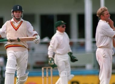 Warne's first act of Ashes deception: The Hick tour game mauling that bluffed England into taking the leggie lightly