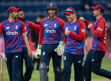 Wisden writers pick England's bottom six for the Pakistan T20Is
