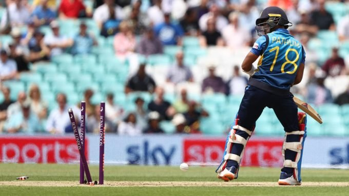 Marks out of 10: Player ratings for Sri Lanka in the England ODIs
