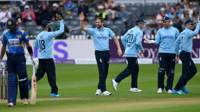 Wisden's England-Sri Lanka team of the ODI and T20I series