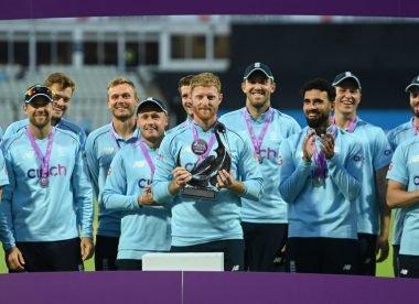 Wisden's England-Pakistan ODI Combined XI