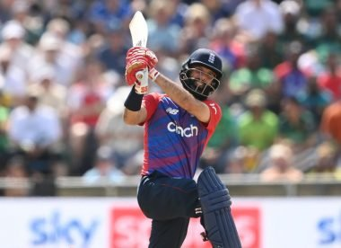 Moeen Ali in his best role and his best form is a very special thing