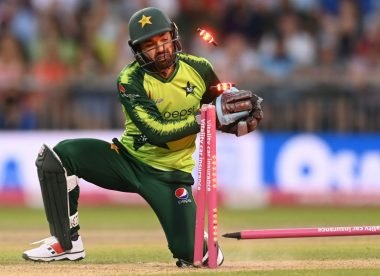 Marks out of 10: Player ratings for Pakistan in the England T20I series
