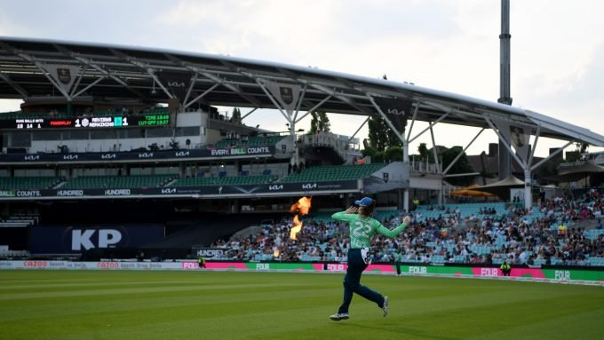 Creating The Hundred: Behind the scenes with the Oval Invincibles