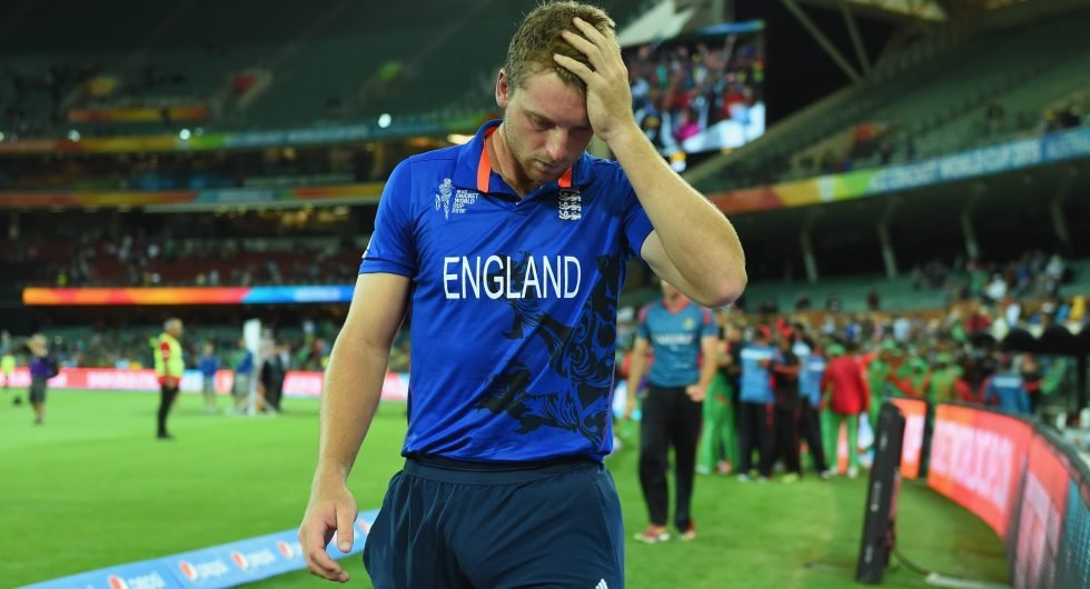 Quiz! Name Every Member Of England's 2015 Cricket World Cup Squad