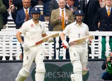 Quiz! England openers with the most men's Test runs since Andrew Strauss' retirement