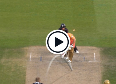 Watch: Matt Parkinson bowls yet another Ball of the Century contender
