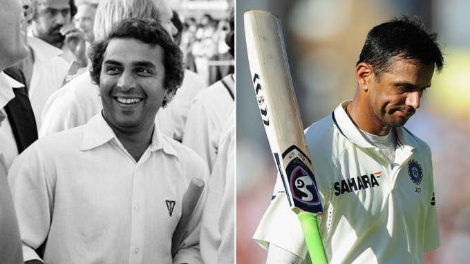 Ranked: The 10 greatest Test centuries by India batsmen in England
