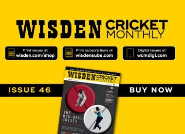 Wisden Cricket Monthly issue 46: The red-ball batting crisis