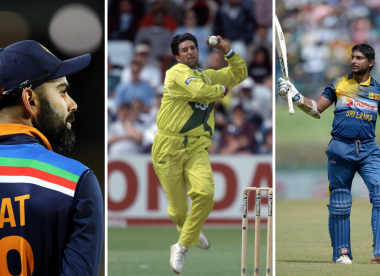 The all-time Asia ODI XI, according to the ICC rankings