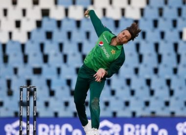 'Leg-spin is in my blood': Usman Qadir and the search for identity