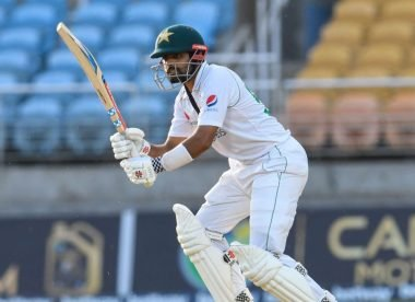 How close is Babar Azam to matching the 'Fab Four'?