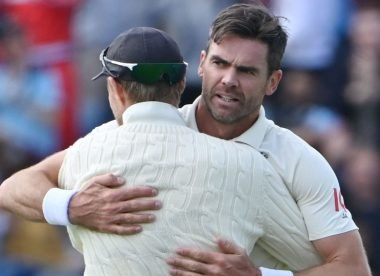 James Anderson is England's Warne, and he's still getting better