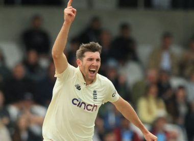 His extra yard might be a myth, but Craig Overton is still an Ashes contender