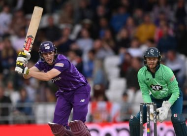 Harry Brook, tipped for England honours by Stokes, is out-Bantoning Banton in his breakthrough season